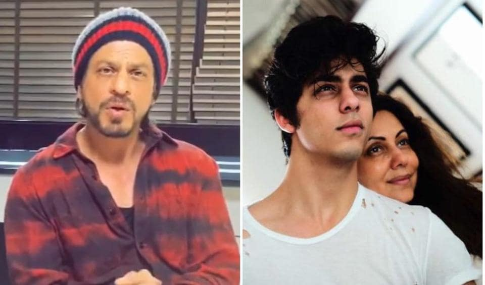 Shah Rukh Khan was a bundle of nerves when Gauri Khan was in the hospital to give birth to Aryan.