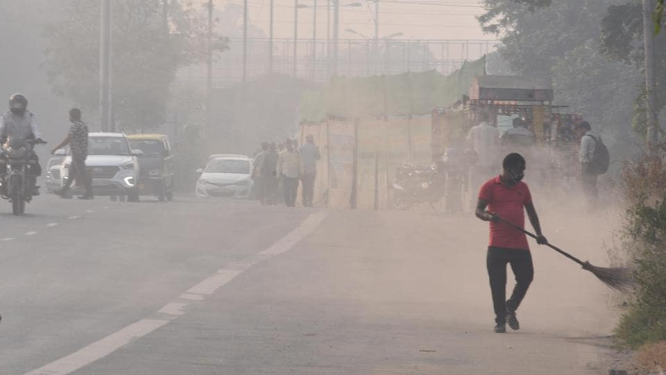 Lower temperatures expected over the next few days will also trap pollutants closer to the surface, experts said.
