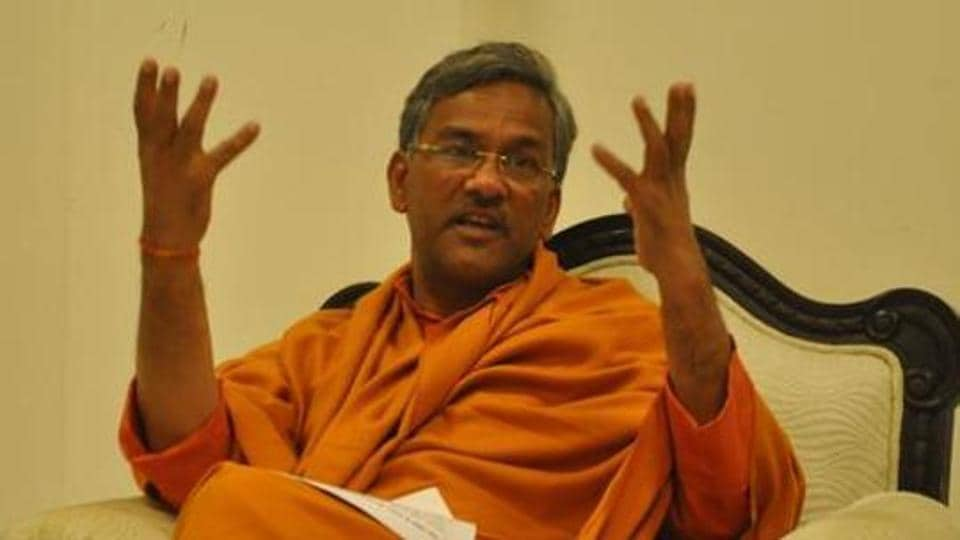 The Uttarakhand  High Court on Tuesday ordered the CBI to probe allegations that Trivendra Singh Rrawat took bribes  from a man in Jharkhand in 2016 before he became the Chief Minister.