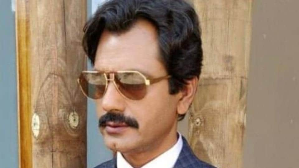Nawazuddin Siddiqui has recalled an incident from his days as a struggling actor.
