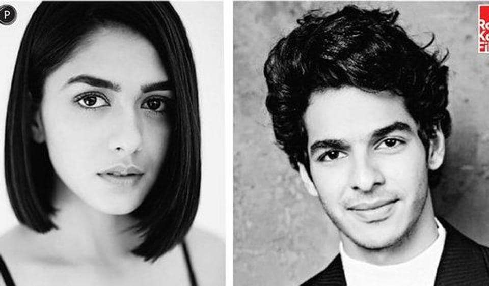 Mrunal and Priyanshu will essay the roles of Ishaan's siblings and Soni will play their mother in the film.