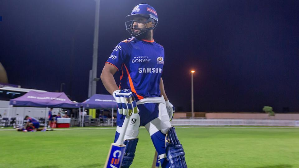 Rohit Sharma was practicing in the nets the day India's squads for the Australia tour were announced.