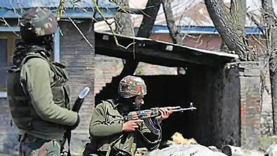 A Jammu and Kashmir police statement identified the three as Fida Hussain Yatoo, Umer Rashid Beigh and Umer Ramzan Hajam. The incident took place in YK Pora locality of Kulgam.