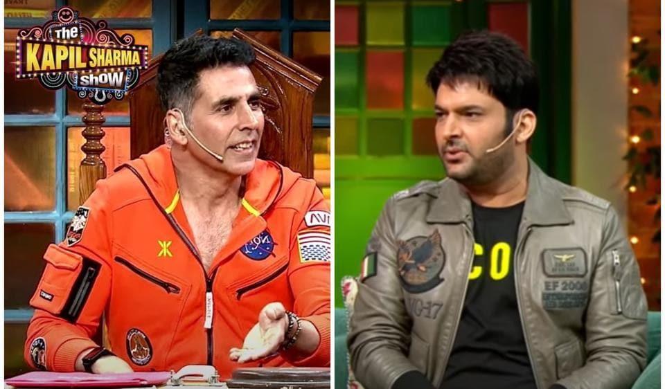 Akshay Kumar came on The KapilSharma Show to promote Laxmmi Bomb.