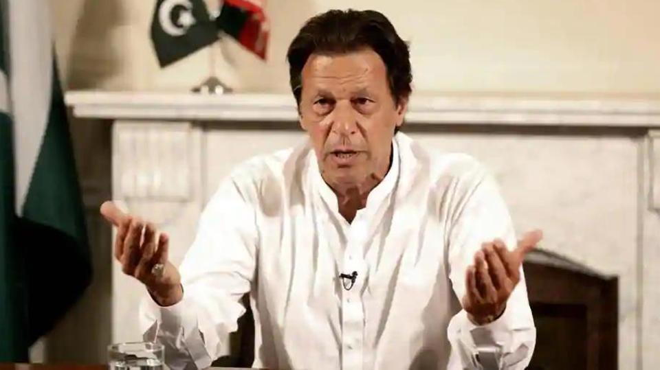 PakistanPrime Minister Imran Khan