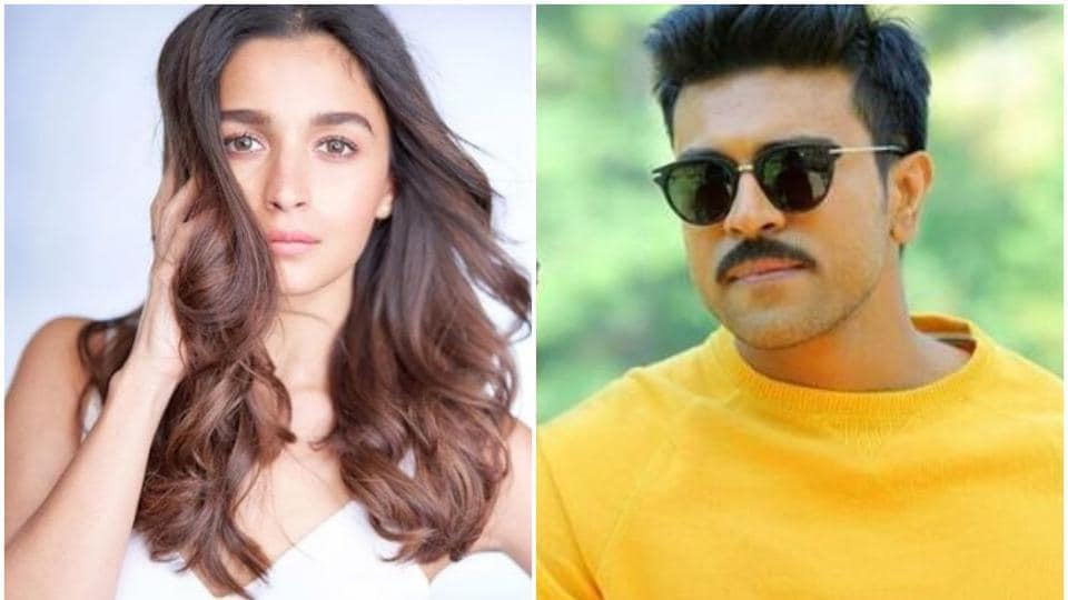 Alia Bhatt has been paired withRam Charan in RRR.