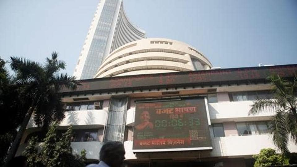 Market participants were also cautious ahead of the expiry of October derivatives contracts, traders said.