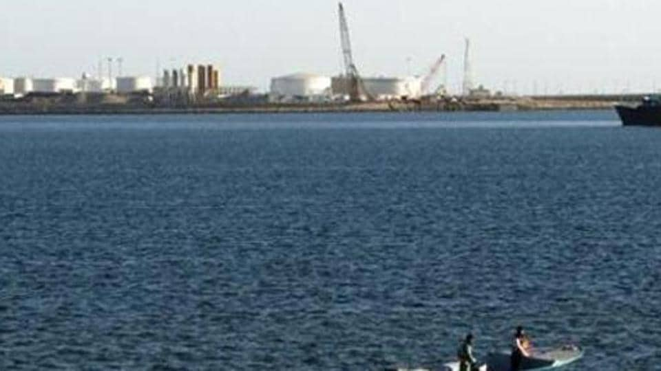 The MEA Spokesperson was replying to a question -- whether the US had given a green signal to the developments on Chabahar port in Iran.