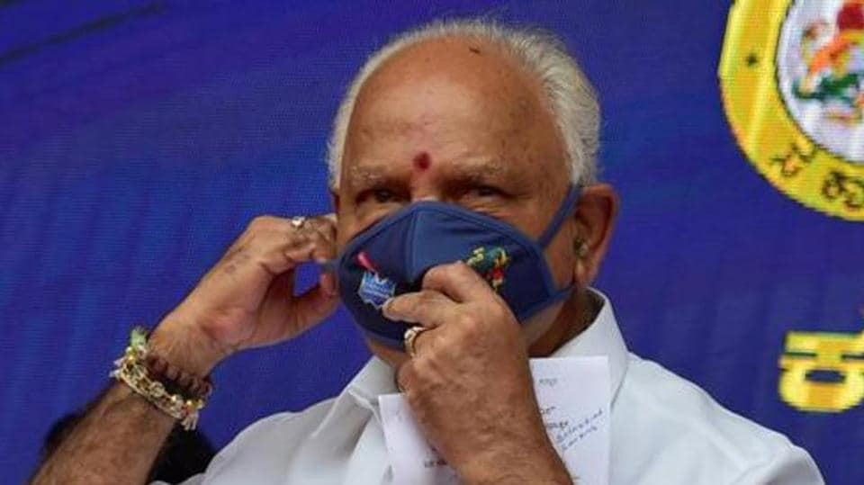 Karnataka Chief Minister BS Yediyurappa is likely to address a poll rally in RR Nagar also, before the curtains come down on campaigning 48 hours before polls.