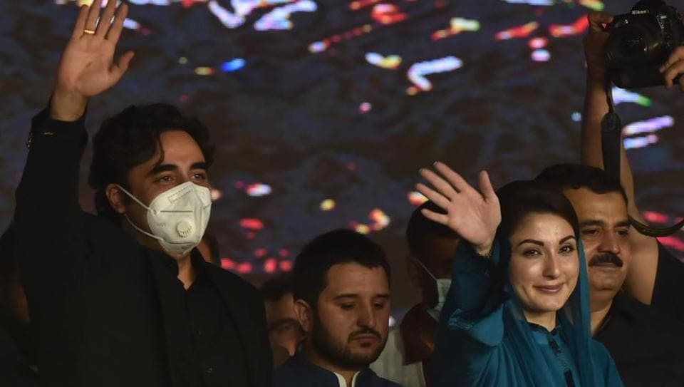 Bilawal Bhutto confident of 'people's government' taking over in 2021