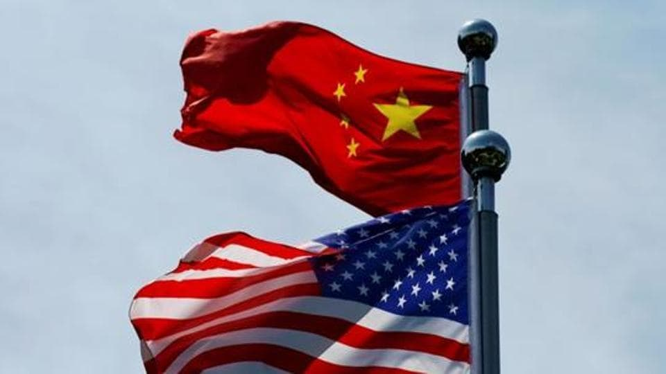 The US-China military tensions heightened in recent months over the disputed South China Sea and Taiwan.