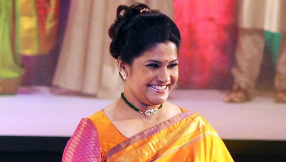 Renuka Shahane says that she doesn't take the characters she plays too seriously.