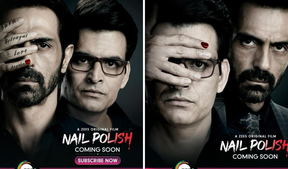 Nail Polish is a courtroom drama starring Arjun Rampal and Manav Kaul