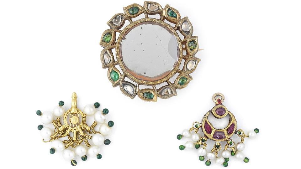 ewellery once owned by Maharani Jindan Kaur are among several Indian artefacts sold in auction