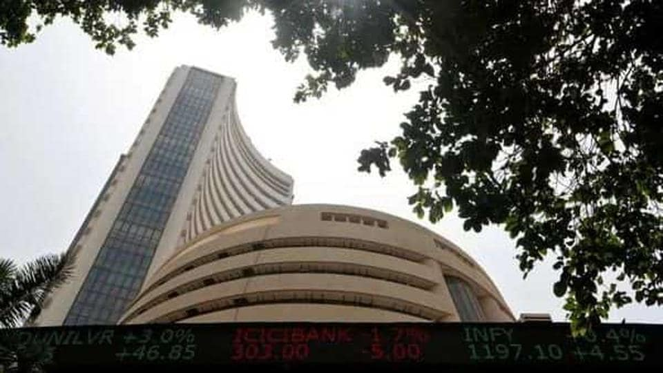 NTPC was the top gainer in the Sensex pack, rising around 2 per cent, followed by Nestle India, HCL Tech, ONGC, SBI, M&M, TCS and Reliance Industries.