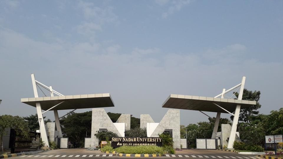 The Shiv Nadar University, the first private varsity to be legislated in Tamil Nadu in nine decades, has been set up near Chennai.