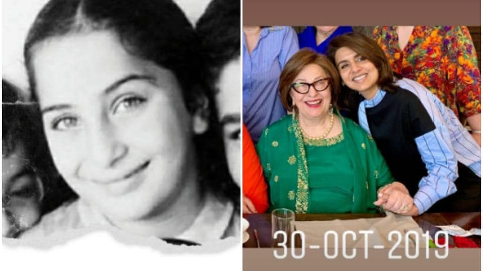Ritu Nanda was the second child of late Raj Kapoor.