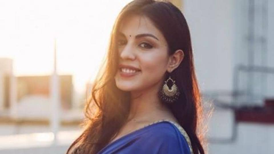 Rhea Chakraborty was released on bail in October, after nearly a month in jail.