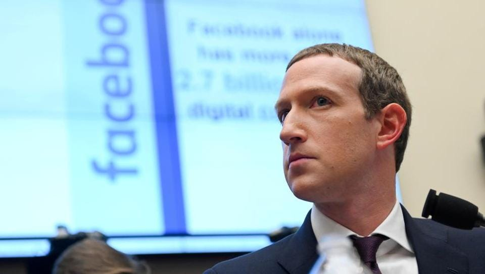 Shares of Facebook Inc were flat in extended trading.
