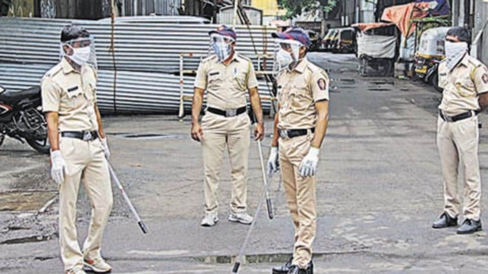 Bhavani peth ward areas were earlier under containment with tight police security at various entrance points.