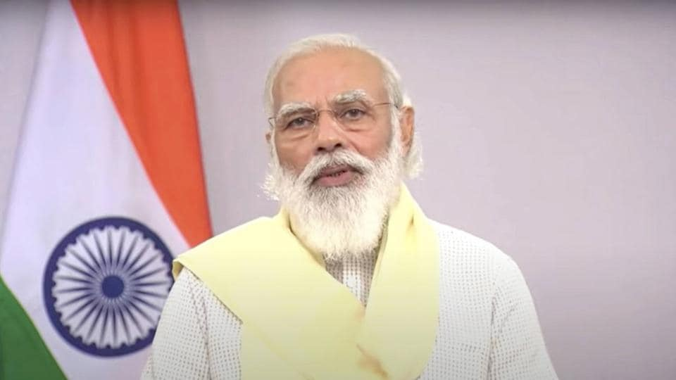 Prime Minister Narendra Modi on Friday greeted people on the occasion of Eid-Milad-un-Nabi