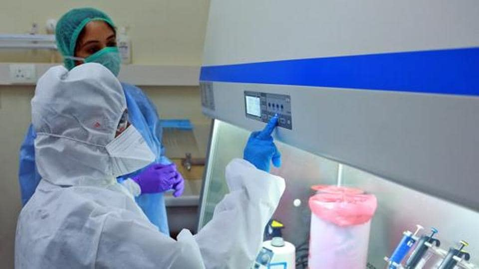Covid-19 diagnosis has become easier in Ernakulam district with the installation of the real-time polymerase chain reaction laboratory (PCR lab) at the Kalamassery Medical Collage Hospital.