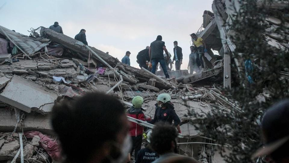 Turkey's death toll from earthquake rises to 12, over 400 injured: Disaster agency