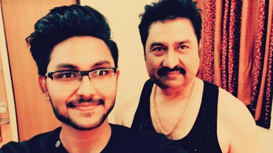 Kumar Sanu had said that he has been living separately from his son for 27 years.
