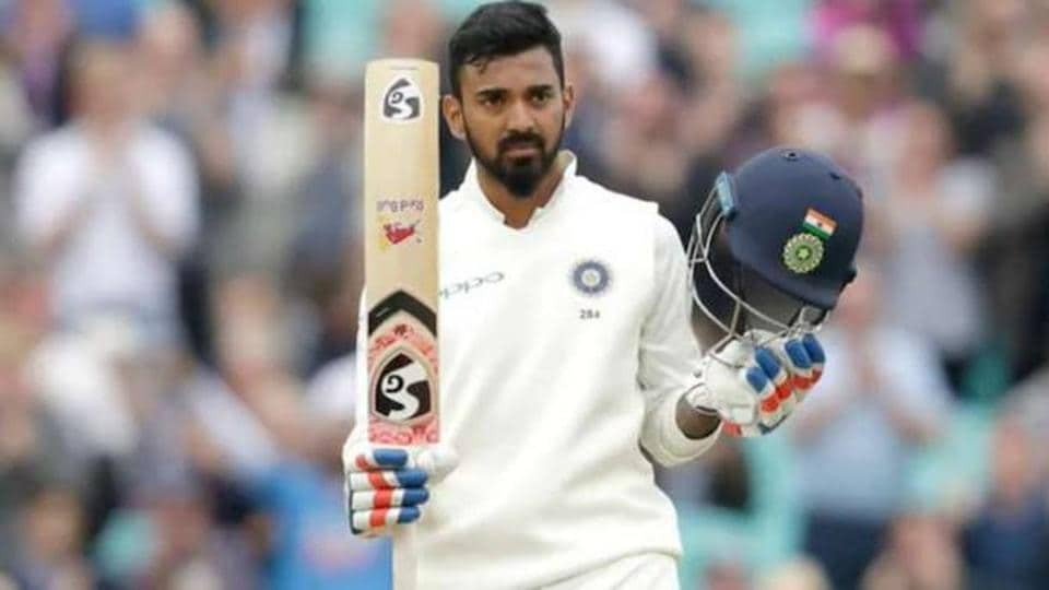 Indian batsman KL Rahul