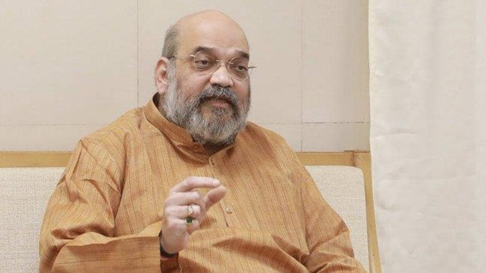 Amit Shah, during his two-day stay, will address two meetings, covering two zones in each meeting. While the meeting on November 5 is in Bankura, on November 6 the meeting will take place in state capital Kolkata. (Photo @AmitShah)