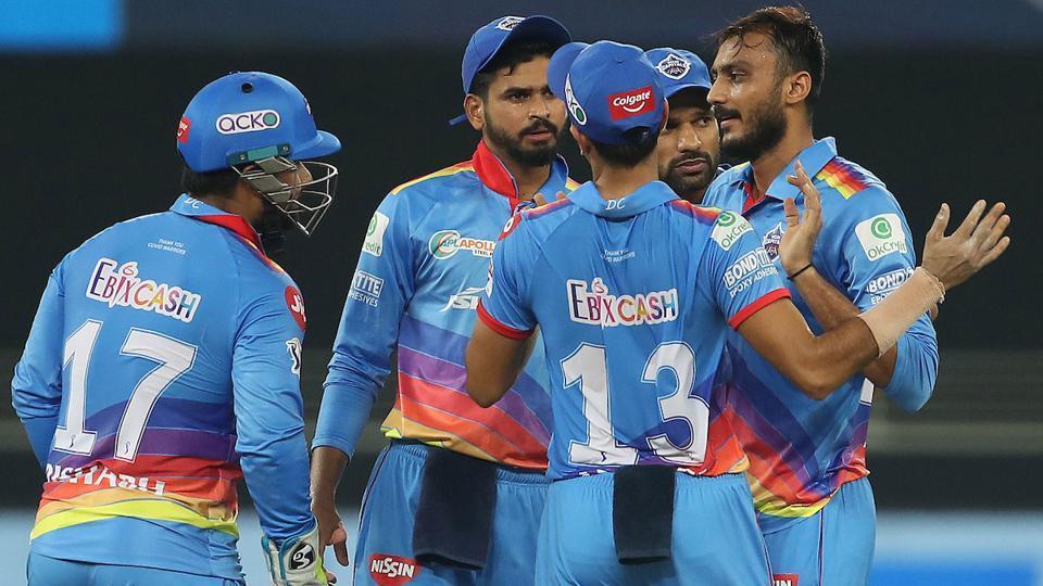 IPL 2020 MI vs DC: Players of Delhi Capitals.