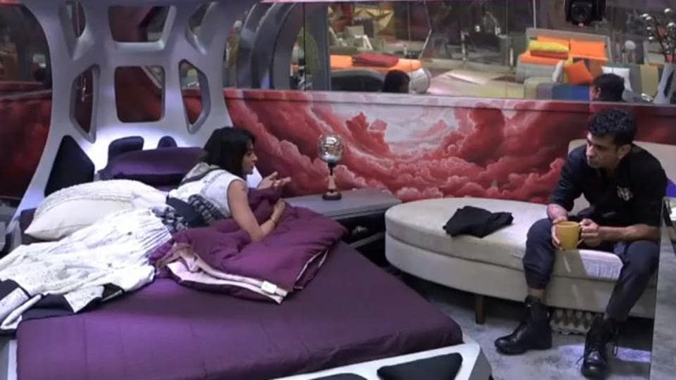 Bigg Boss 14 written update day 26: Kavita Kaushik warned her and Eijaz Khan himself told Pavitra Punia that he is not looking for companionship right now.