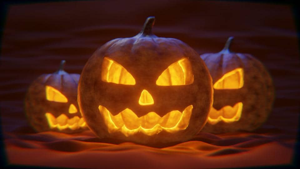 """It's Halloween, everyone's entitled to one good scare."" – Brackett,"