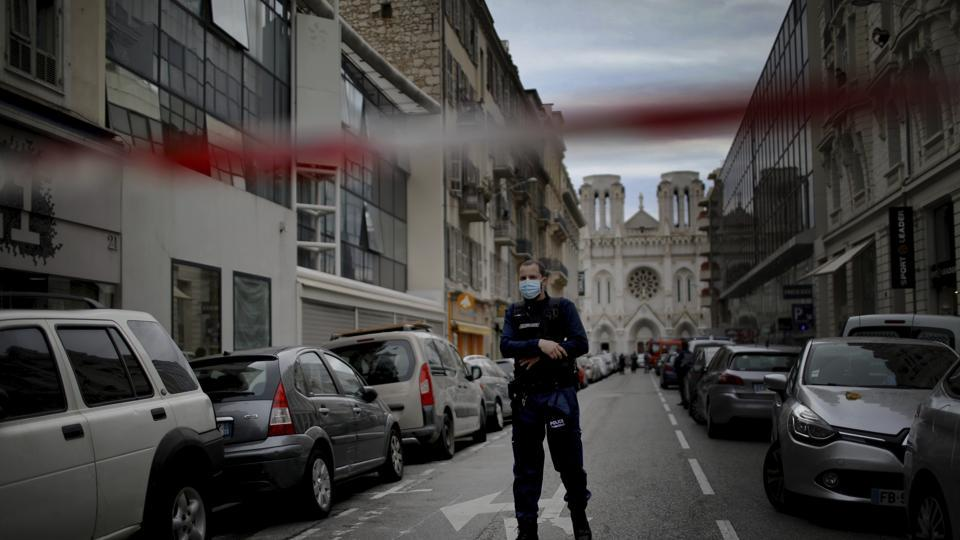 French Police source confirms a priest has been seriously wounded in a gun attack in French city of Lyon, assailant is on the run