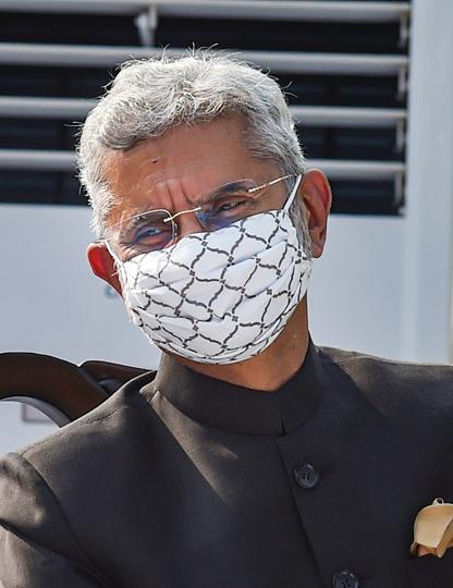 External Affairs Minister S Jaishankar commented on LAC, terrorism, India-China ties etc on Saturday.