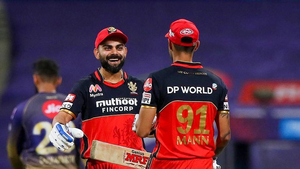 Royal Challengers Bangalore batsmen Virat Kohli.