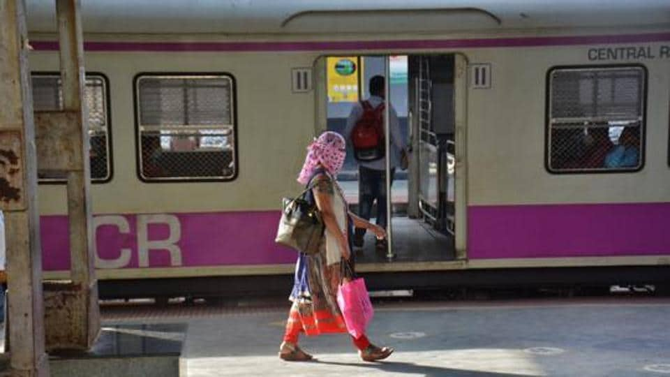The RPF team will collect the seat numbers of the ladies and convey them to stoppages en-route.