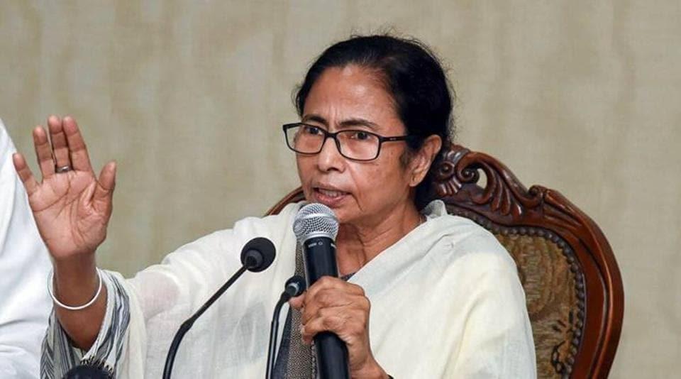 Wast Bengal Chief Minister Mamata Banerjee.