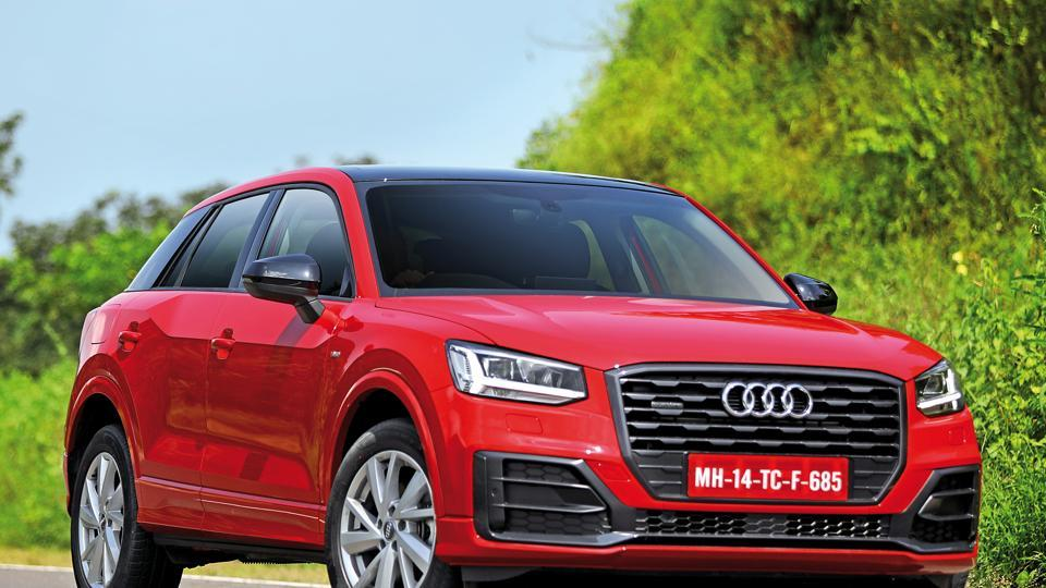 The Q2's compact size and weight makes it wonderfully agile