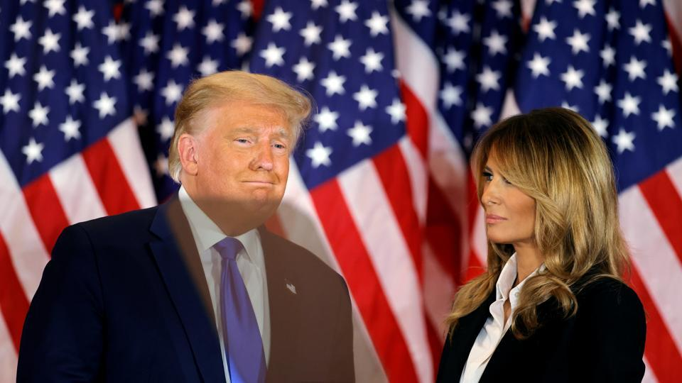 Melania wants Trump to concede defeat to Joe Biden: Report - us  presidential election - Hindustan Times