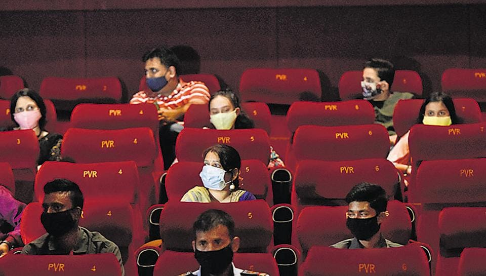 "Theatres have reopened across India over the past month. ""While numbers in the US and UK have remained subdued in the pandemic, I think it's going to look very different here at home once new films hit the screens,"" says Anupama Chopra."