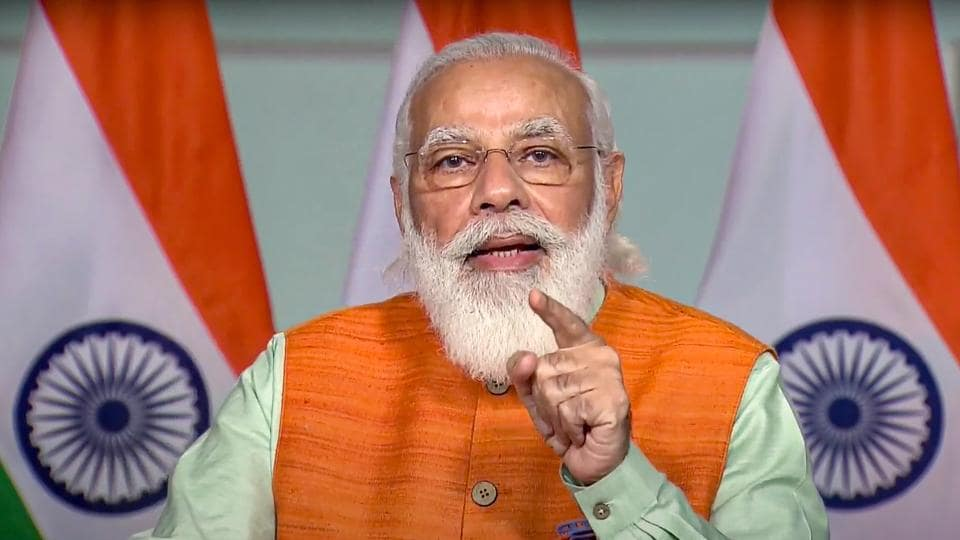 Prime Minister Narendra Modi greeted the nation on the occasion of Diwali.