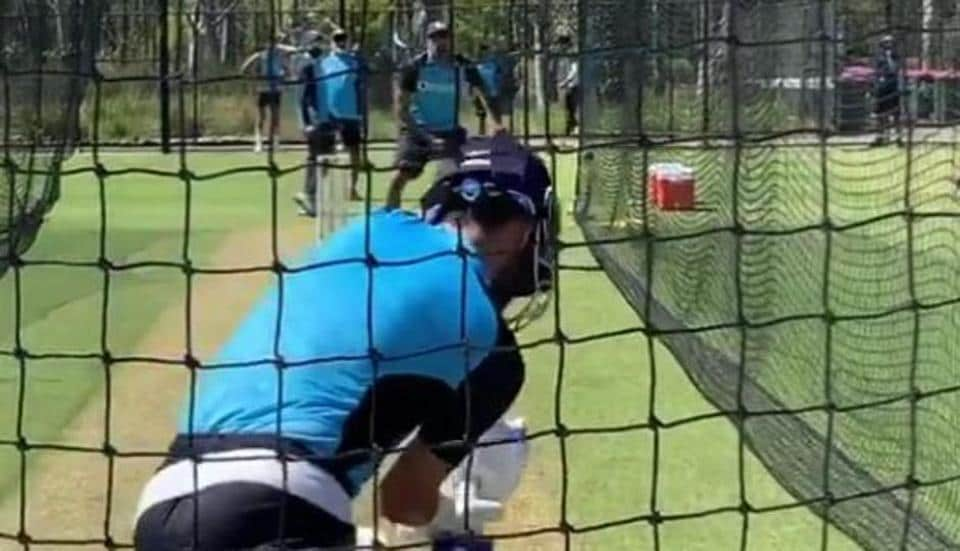 Team India sweat it out in nets in Australia (Twitter)