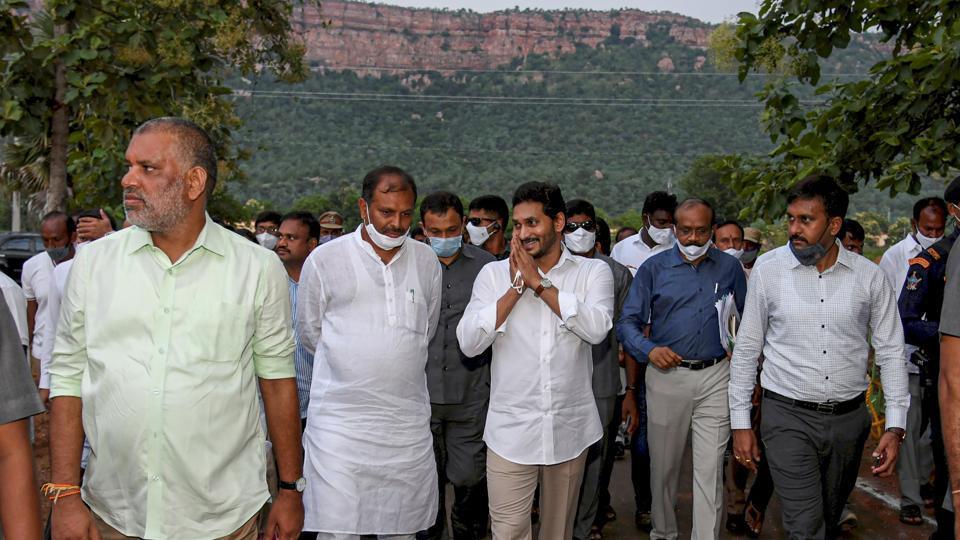 SC to hear plea seeking removal of Andhra CM - Hindustan Times