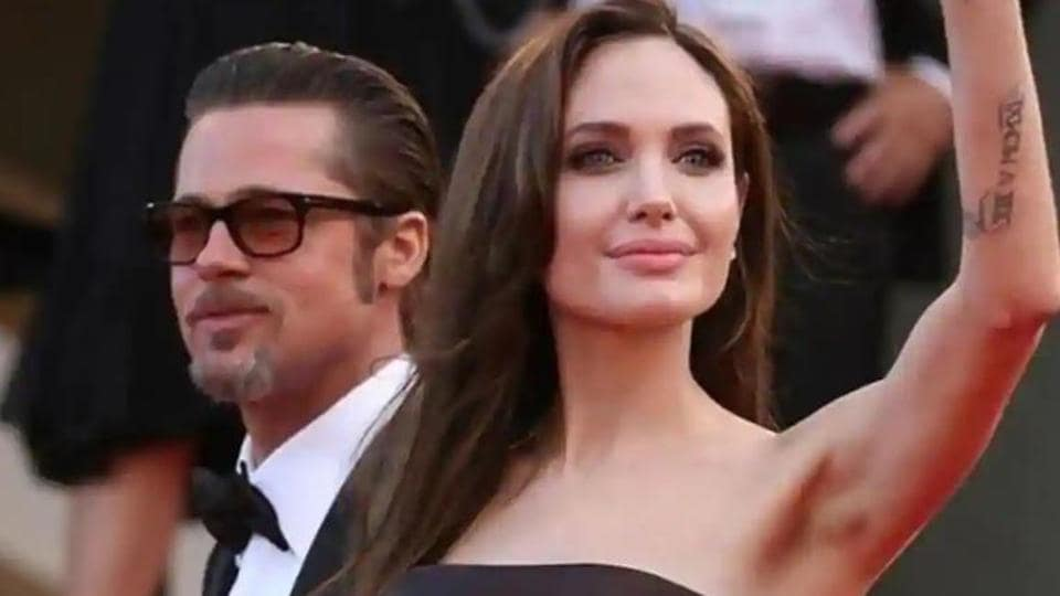Brad Pitt and Angelina Jolie separated in 2016