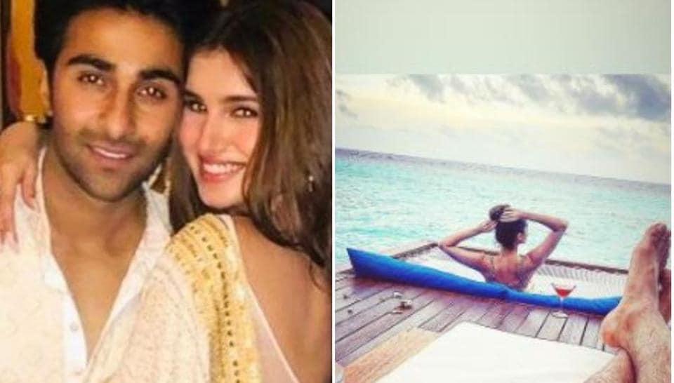 Tara Sutaria and Aadar Jain are apparently vacationing together.