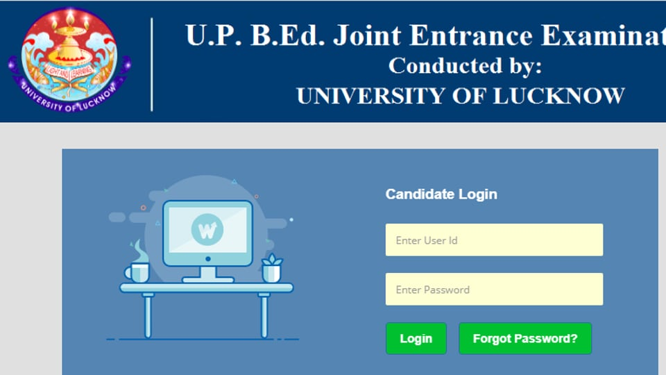 UP B.Ed JEE Counselling 2020 begins