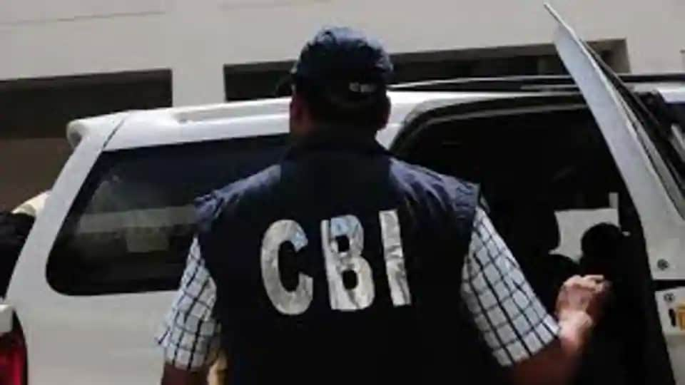 Ram Bhavan Singh, a suspended junior engineer in the state irrigation department posted in Chitrakoot , was arrested by CBI from Banda district on Monday.