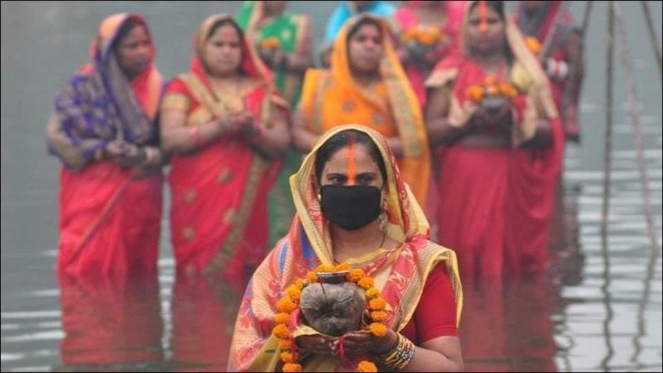 Delhi's Anand Vihar railway station to manage crowd during Chhath celebrations