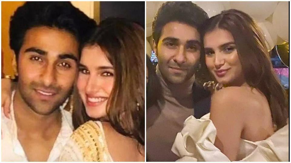 Aadar Jain and Tara Sutaria are dating.
